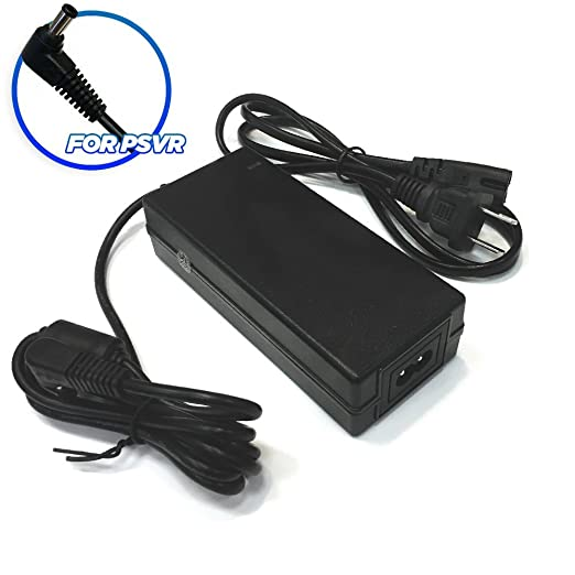 Ac Dc Adapter Charger for Sony PlayStation VR virtual reality Headset