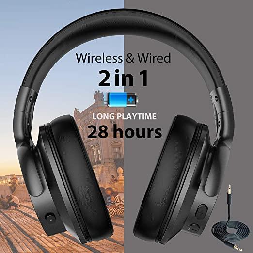 Avantree ANC031 Active Noise Cancelling Headphones