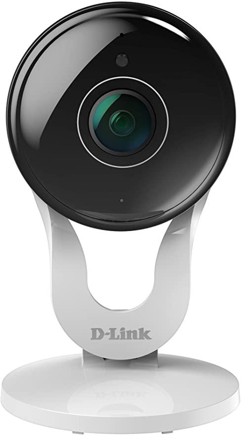 D-Link Indoor WiFi Security Camera, HD 1080p