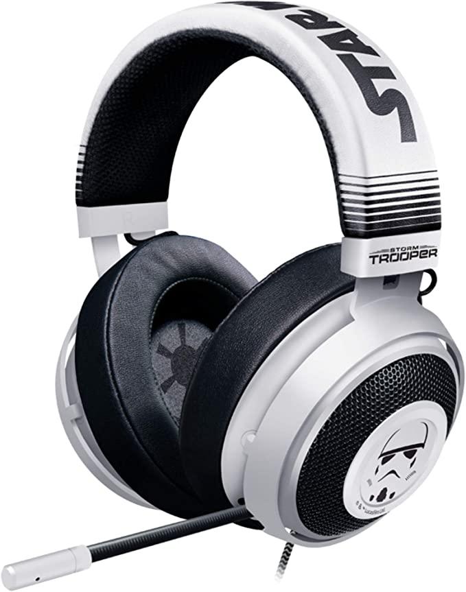 Razer Kraken Gaming Headset Lightweight Aluminum Frame