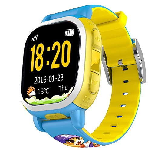 Tencent QQwatch GPS Tracker Wifi Locating Children Safe Security