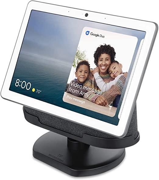 Wasserstein Adjustable Stand Compatible with Google Nest Hub Max