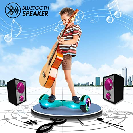 Bluetooth Hoverboard for Kids