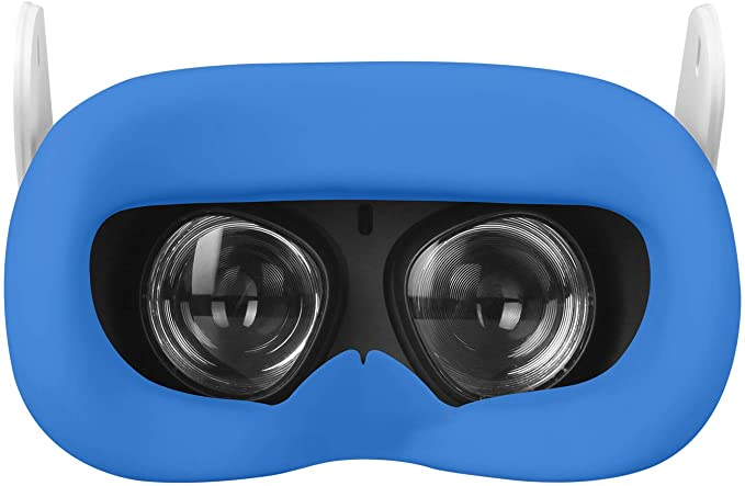 Esimen VR Face Silicone Mask & Face Cover for Oculus Quest 2