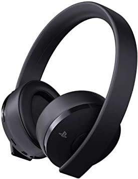 Sony PlayStation Gold Wireless Headset 7.1