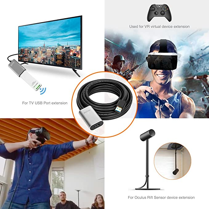 VR extension cable