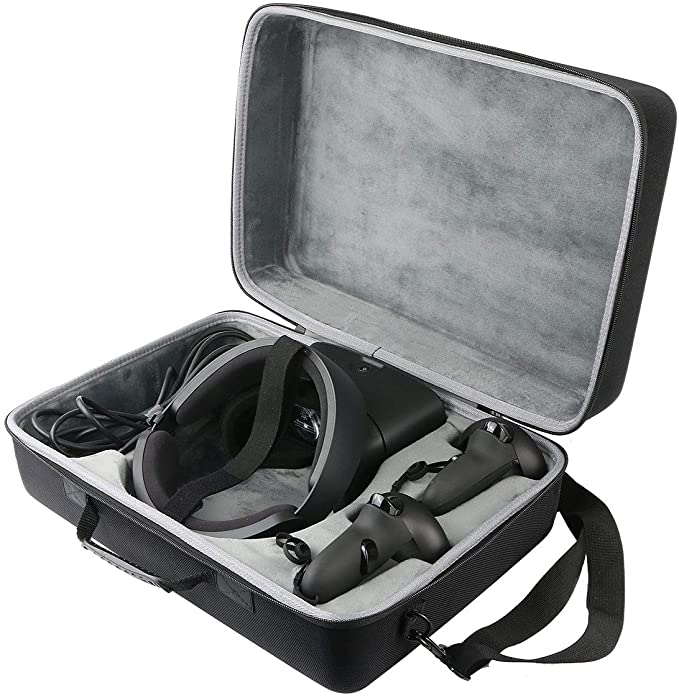 co2crea Hard Travel Case Replacement for Oculus Rift S
