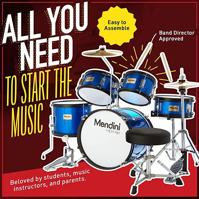 Mendini By Cecilio Kids Drum